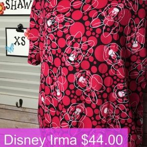LuLaRoe Disney Irma XS ***New with Tags!!